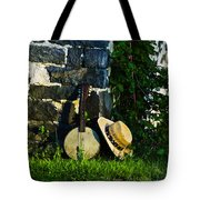 Music In The Morning Tote Bag