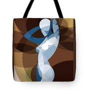 Music Of The Spheres #9 Tote Bag
