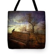 Music Of The Wind Tote Bag