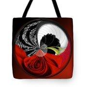 Music Orbit Tote Bag