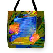 Music Out Of Metal Xv Tote Bag