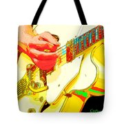 Music Out Of Metal Xviii Tote Bag