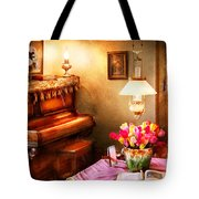 Music - Piano - The Music Room Tote Bag
