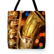 Music - Sax - Very Saxxy Tote Bag