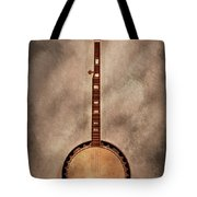 Music - String - Banjo  Tote Bag by Mike Savad