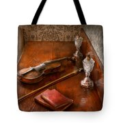 Music - Violin - A Sound Investment  Tote Bag