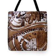 Musical 6 Tote Bag