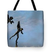 Musical Angels Tote Bag
