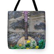 Musical Garden Tote Bag