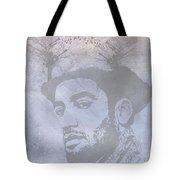 Musical Mind Of Ben Harper Tote Bag