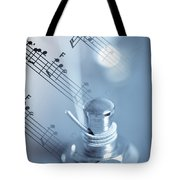 Musical Tune Tote Bag