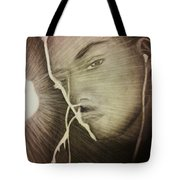 Musically Mesmerized Tote Bag
