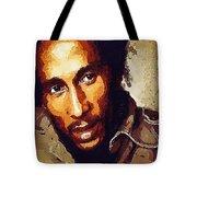Rastafari Tote Bag