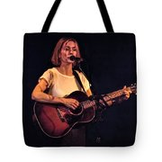 Musician And Songwriter Sam Phillips Tote Bag