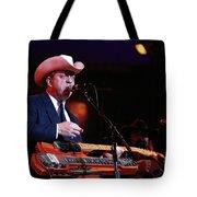 Musician Junior Brown Tote Bag