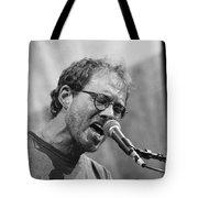 Musicians Warren Zevon Tote Bag