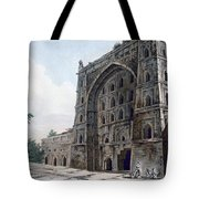 Musjid At Jaunpur Tote Bag