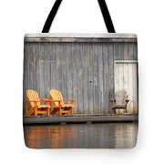 Muskoka Chairs Tote Bag