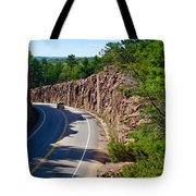 Muskoka Drive Through Tote Bag