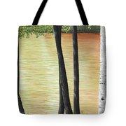 Muskoka Lagoon Tote Bag