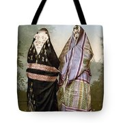 Muslim Women, C1895 Tote Bag