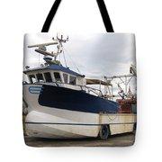 Mussel Boat Tote Bag
