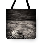 Mussel On The Beach Tote Bag
