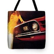 Mustang '70 Tote Bag