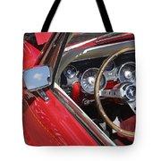 Mustang Classic Interior Tote Bag