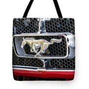 Mustang Grill Tote Bag