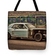 Mustang Power Tote Bag