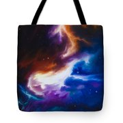 Mutara Nebula Tote Bag by James Christopher Hill