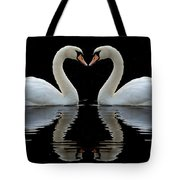 Mute Reflections Tote Bag