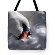 Mute Swan Tote Bag