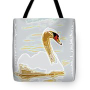 Mute Swan - Different Tote Bag