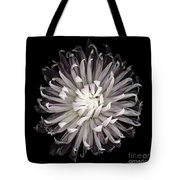 Muted Dahlia Tote Bag