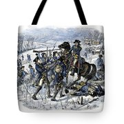 Mutiny: Anthony Wayne 1781 Tote Bag by Granger