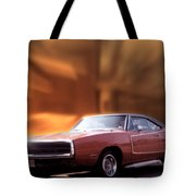 My 70 Charger 440 Six Pack Tote Bag