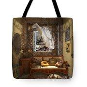 My Art In The Interior Decoration - Morocco - Elena Yakubovich Tote Bag