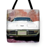 My Baby - Featured In Vehicle Enthusiasts Group Tote Bag