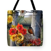 My Beautiful Nest Tote Bag