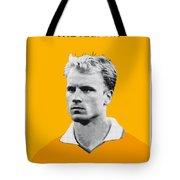 My Bergkamp Soccer Legend Poster Tote Bag