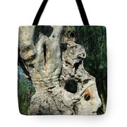My Best Olive Tree Friend  Home Privat Spain Since 1999 Tote Bag