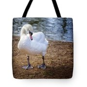 My Better Side Tote Bag