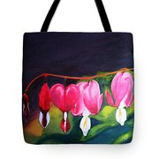 My Bleeding Hearts Tote Bag