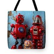 My Bots Tote Bag