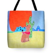 My Cactus Friend And I Tote Bag