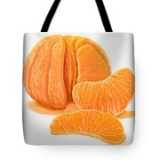 My Clementine Tote Bag
