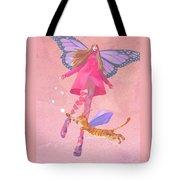 My Colored Dreams Tote Bag