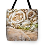 My Daughter's Bouquet By Diana Sainz Tote Bag